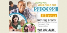 Elimu Tutoring & Training Center in Baltimore, MD Currently Enrolling Students for 2018 Summer Camp