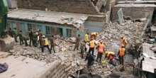 Three People Confirmed Dead, Several Feared Trapped as 5-Story Building Collapses in Nairobi