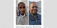 Memorial Service/Fundraiser for the Late Edward Njihia Muthungu & Benson Wainaina (Hospitalized)